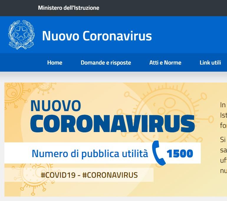 Banner Corona Virus
